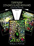 Tiffany Stained Glass Windows: 24 Cards