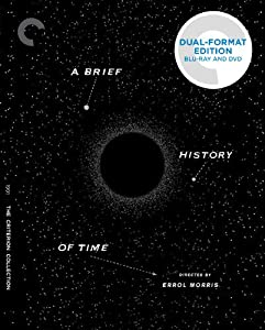 A Brief History of Time (Criterion Collection) (Blu-ray + DVD)
