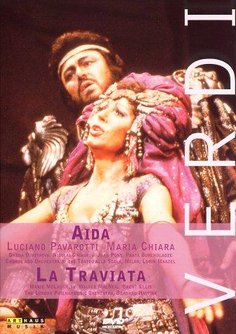 Verdi, Giuseppe - Aida / La Traviata [2 DVDs]