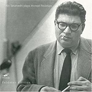 Plays Morton Feldman