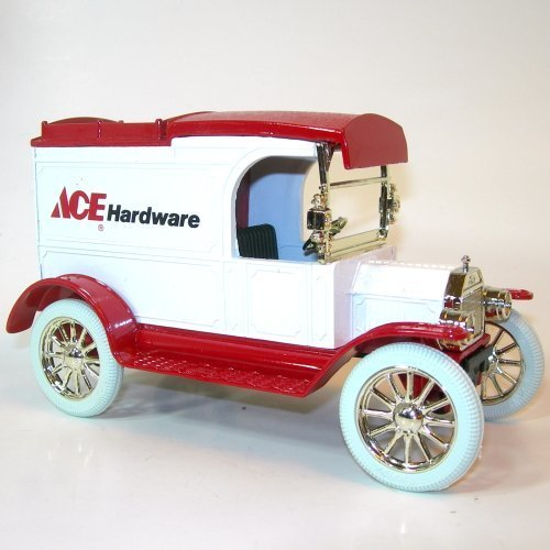 collectible-ertl-die-cast-1913-model-t-bank-ace-hardware-fourth-edition