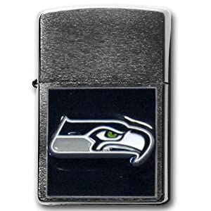 NFL Seattle Seahawks Zippo Lighter by Siskiyou Gifts Co, Inc.