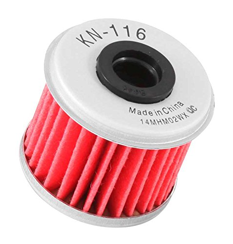 K&N KN-116 Motorcycle/Powersports High Performance Oil Filter image