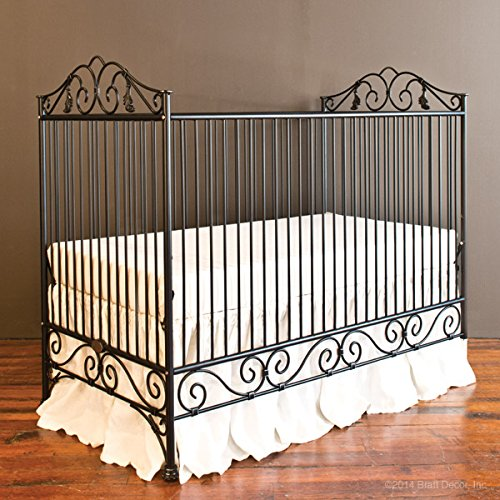 Distressed Baby Cribs front-1024593