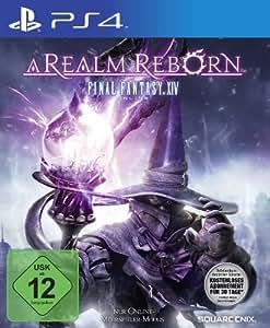 Final Fantasy XIV - A Realm Reborn - [PlayStation 4]