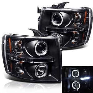 Amazon.com: Rxmotoring 2007 Chevy Silverado Projector