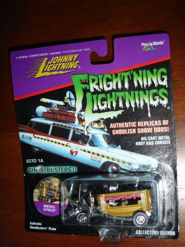 Boothill Express Johnny Lightning Fright'ning Lightnings