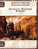 img - for Dungeon Master's Screen (Dungeons & Dragons: Forgotten Realms, Campaign Accessory) book / textbook / text book
