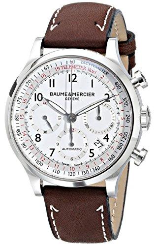 Baume & Mercier 名士 Capeland Chronograph MOA10000 男款机器表 $1321.01(约¥8270)有喜