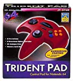 echange, troc N64 Trident Pad rouge