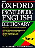 img - for The Oxford Encyclopedic English Dictionary book / textbook / text book