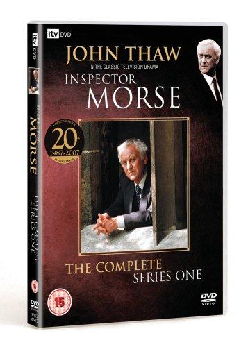 Inspector Morse - Series 1 [DVD]