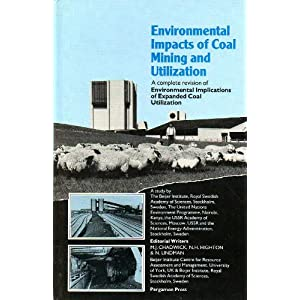 Amazon.com: Environmental Impacts of Coal Mining and Utilization ...
