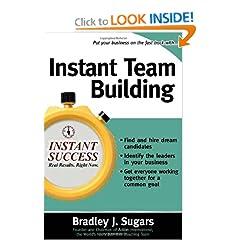 Instant Team Building (Instant Success Series) (9780071466691)