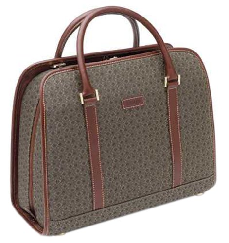 Hartmann Wings Attachable Companion Tote, Cognac Fabric top deals