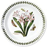 Portmeirion Botanic Garden Salad Plates 8-1/2-Inch, Set of 6