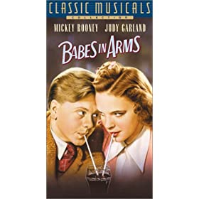 Babes in Arms [VHS]