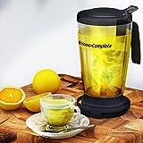 Perfect Loose Tea Maker -22 Oz Smart Bottom Dispensing Tea Infuser Teapot - Different from Teavana Ingenuitea Or Adagio -Built In Filter Strainer for Loose Leaf Tea Cup