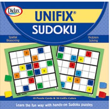 Cheap ERC Quality Unifix Sudoku By Didax (B004Y827XC)