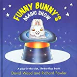 Funny Bunny (0385600216) by Wood, David