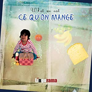 My First French Lessons: Ce Qu'on Mange [What We Eat (Part 4)] | [Alexa Polidoro]