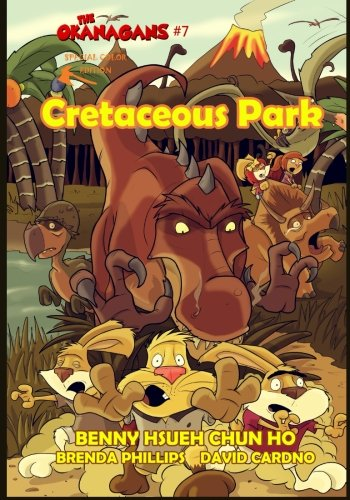 Cretaceous Park (The Okanagans, No. 7) Special Color Edition (Volume 7) [Ho, Hsueh Chun] (Tapa Blanda)