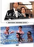 echange, troc Le Zèbre / Chambre à part (Bi-pack 2 DVD)