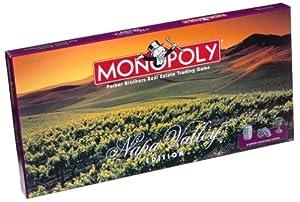 Monopoly: Napa Valley Edition