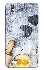 PrintHaat Designer Back Case Cover for Vivo Y31L :: Vivo Y31L ::