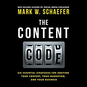 The Content Code Hörbuch
