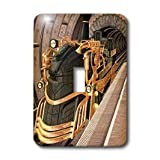 lsp_172052_1 Boehm Graphics Steampunk - A steampunk train station - Light Switch Covers - single toggle switch