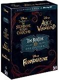Tim Burton 3D Collection (3 Blu-Ray+3 Blu-Ray 3D) [Italia] [Blu-ray]