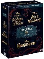 Tim Burton 3D Collection (3 Blu-Ray+3 Blu-Ray 3D)