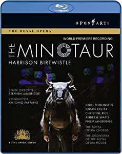 Birtwistle;Harrison Minotaur [Blu-ray] [Import]