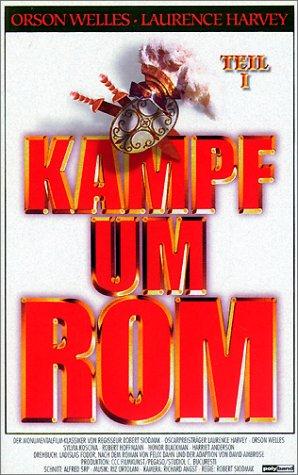Kampf um Rom, Teil I [VHS]
