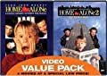 Home Alone & Home Alone 2 [DVD] [1990] [Region 1] [US Import] [NTSC]