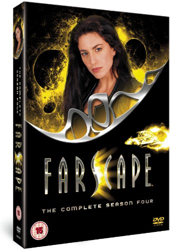 Farscape Season 4 [DVD]