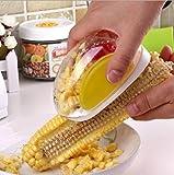 Corn Stripper With Steel Blades