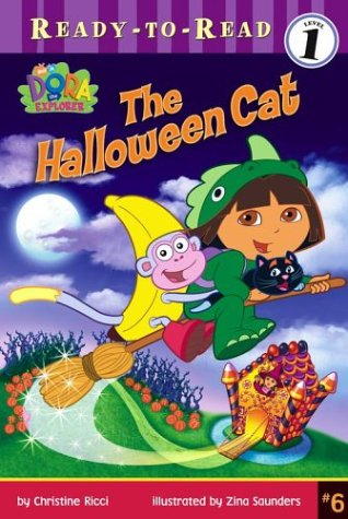 The Halloween Cat (Ready-To-Read Dora the Explorer - Level 1)