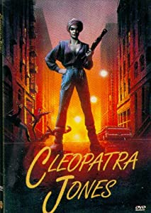 Cover of &quot;Cleopatra Jones&quot;