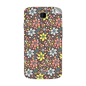 Garmor Designer Mobile Skin Sticker For XOLO Q1000 OPUS - Mobile Sticker