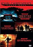 echange, troc John Carpenter Box Set : Christine / Vampire / Starman [Import USA Zone 1]