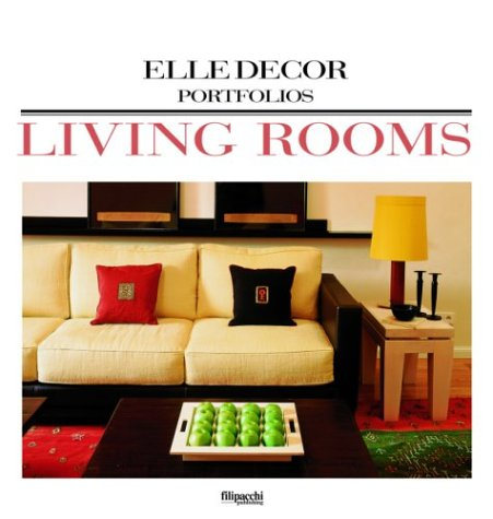 Living Rooms (Elle Decor Portfolios)