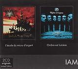 echange, troc Iam - L'Ecole du micro d'argent / Ombre est lumière (Coffret 2 CD)