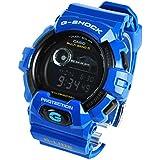 カシオ CASIO Gショック 並行輸入品 G-SHOCK 腕時計 G-LIDE ソーラー 電波 Gライド GWX-8900D-2DR ブルー [時計]