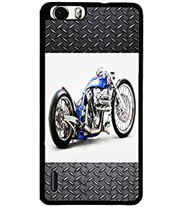 ColourCraft Awesome Bike Design Back Case Cover for HUAWEI HONOR 6