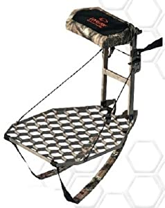 Leverage 5100 Hang-On Lightweight Hunting Treestand w  Leveling System by Leverage