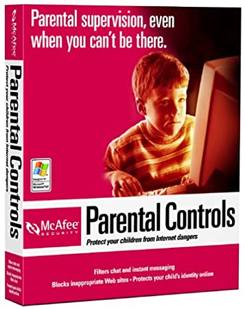 Mcafee Parental Controls USll