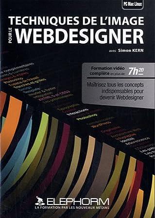Techniques de l'image pour le Webdesigner (Simon Kern)