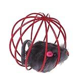 Katze Spielzeug Katzenspielzeug Kugel Ratte Ball Tierspielzeug Spielmaus